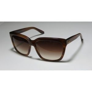 Barton Perreira Lovestruck Gold Brown Sunglasses